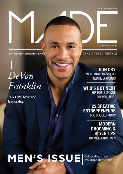 MADE Magazine Issue 8