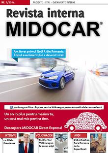 Revista interna MIDOCAR