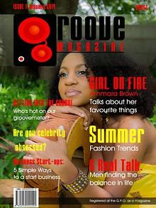 Groove Magazine Zimbabwe