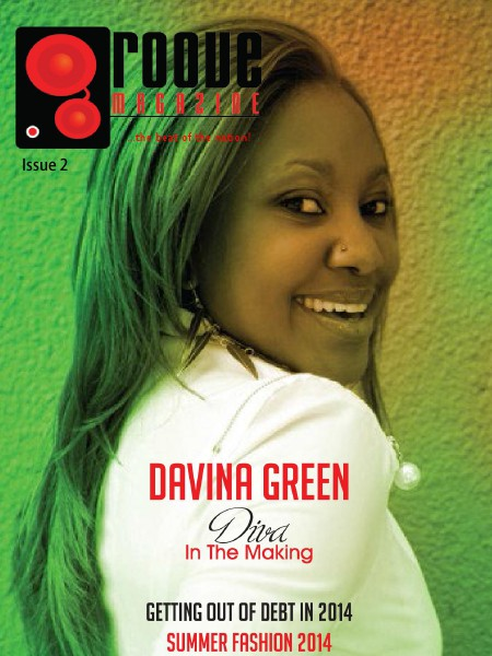 Groove Magazine Zimbabwe Issue 2