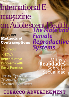 The International E-magazine on Adolescent Health; The Male and Female Reproductive Systems