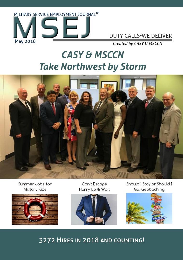 MSEJ May 2018