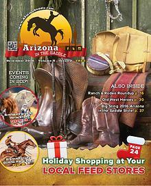 Arizona in the Saddle