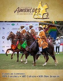 Anuario del 2019 Concurso de Amancaes