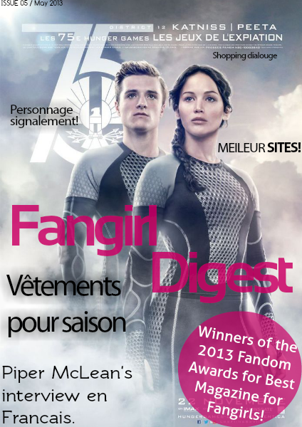 Fangirl Digest May 2014