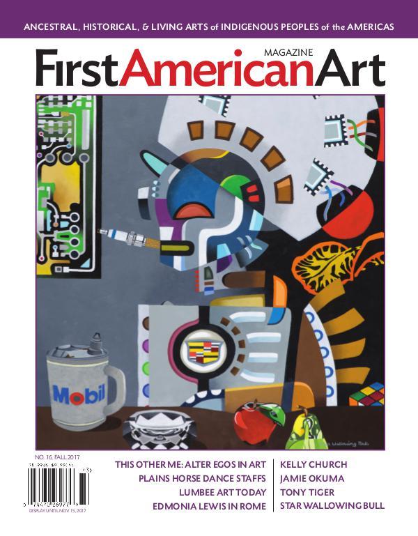 First American Art Magazine No. 16, Fall 2017