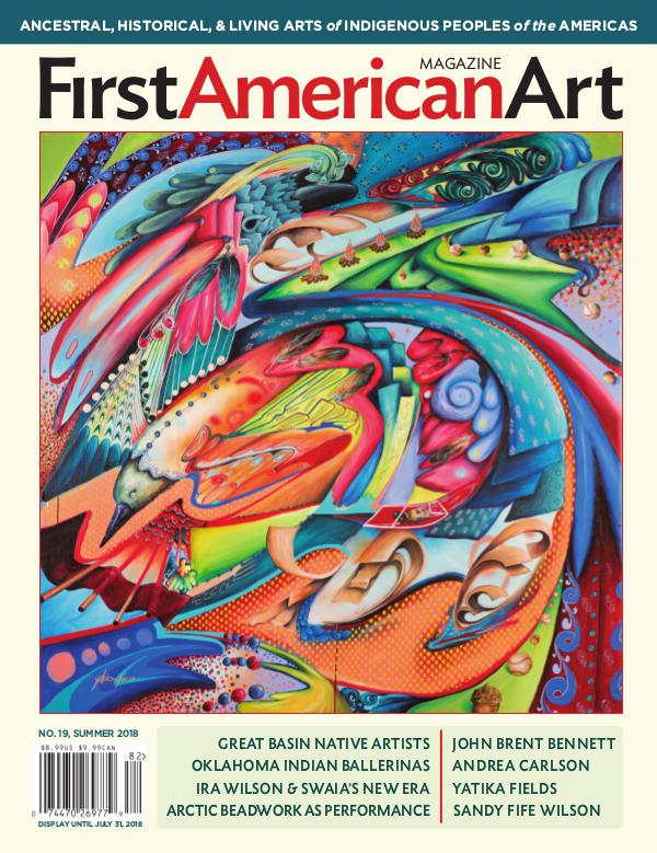 First American Art Magazine No. 19, Summer 2018