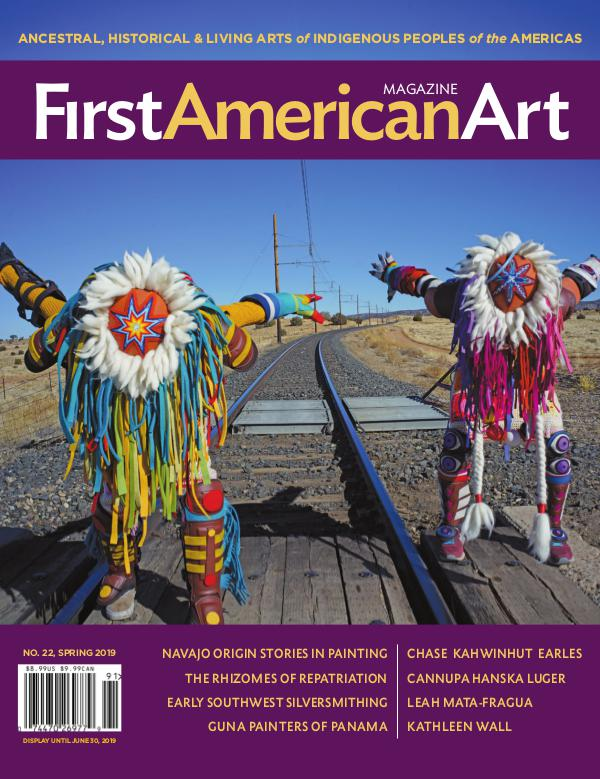 First American Art Magazine No. 22, Spring 2019