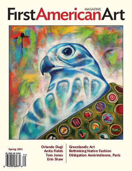 First American Art Magazine No. 0, Spring 2013