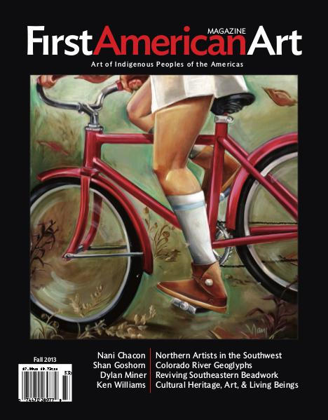 First American Art Magazine No. 1, Fall 2013