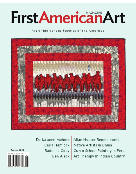 First American Art Magazine No. 2, Spring 2014
