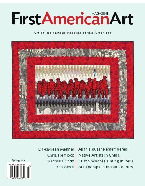 First American Art Magazine No. 2, Spring 2014