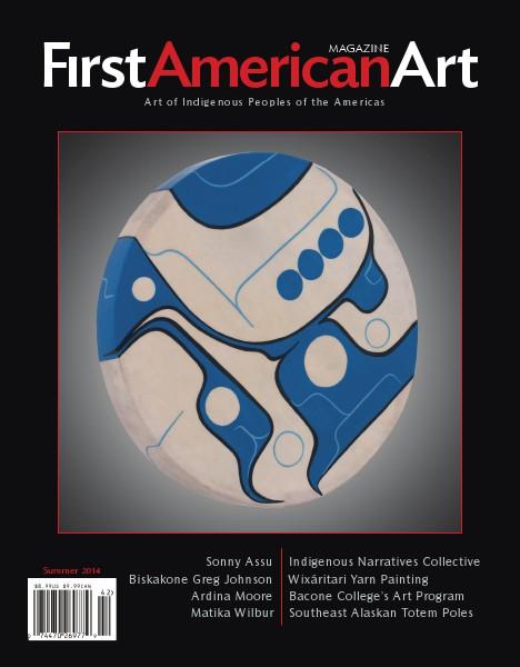First American Art Magazine No. 3, Summer 2014