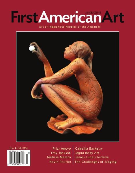 First American Art Magazine Vol. 4, Fall 2014