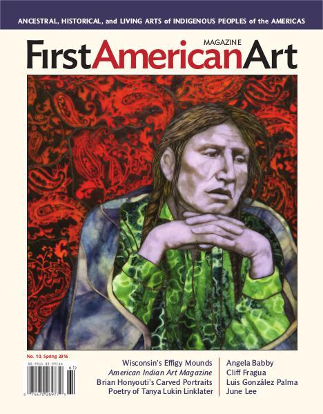 First American Art Magazine No. 10, Spring 2016