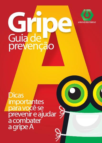 Cartilhas Guia de Prevenção Gripe A
