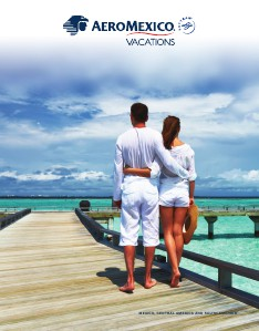 Aeromexico Vacations 2014 Brochure January 2014