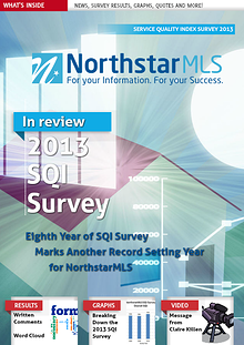 NorthstarMLS 2014 SQI Survey Results
