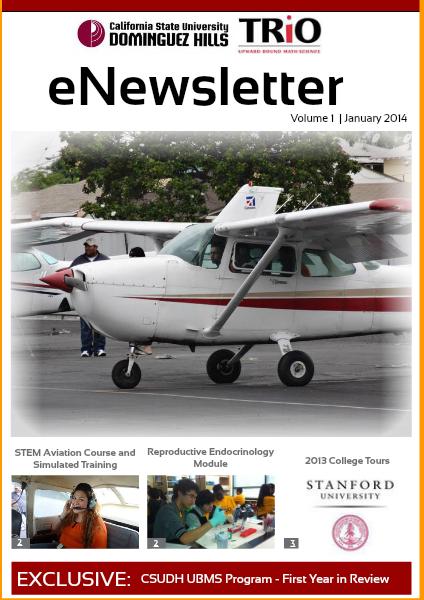 eNewsletter 1