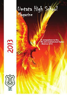 UHS Magazine 2013