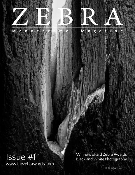 The Zebra Monochrome Magazine Issue #1 The Zebra Monochrome Magazine Issue #4