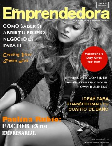 Alma Emprendedora Issue 001 2014