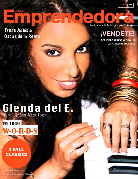 Alma Emprendedora Issue 004 2014