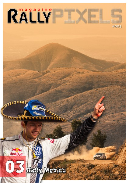 #003 RALLYPIXELS - Rally Mexico