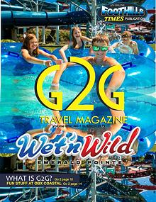 G2G TRAVEL MAGAZINE