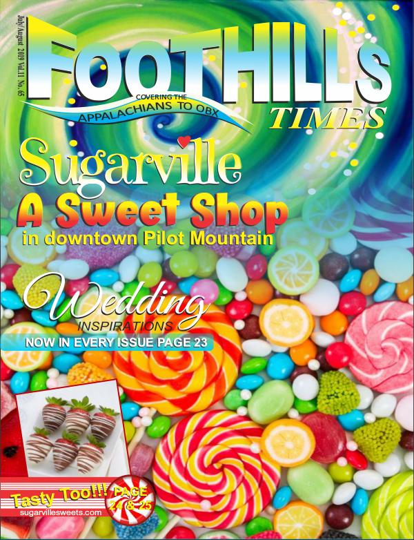 Foothills Times July 2019 flip mag JULY2019 FOOTHILS TIMES
