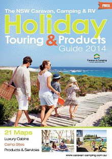 NSW Holiday, Touring & Products Guide