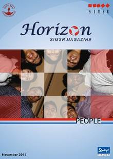 Horizon November 2013