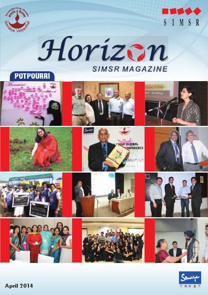Horizon- April 2014 Volume 1