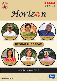 KJ SIMSR Horizon Dec - 2014 issue
