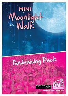 MINI Moonlight Walk Fundraising Pack 2014