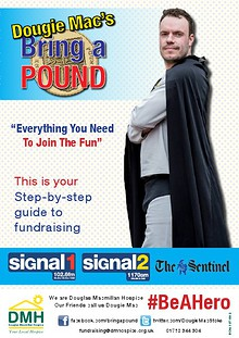 Bring a Pound Fundraising Pack 2014