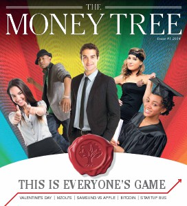The Money Tree Magazine 1st Issue