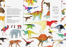 Ohh Deer Catalogue 2014
