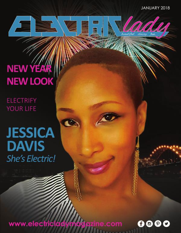 Electric Lady January 2018: Jessica Davis