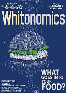 Whitonomics - Issue 1
