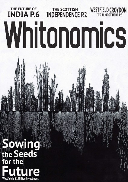 Whitonomics - Issue 2 July 2014