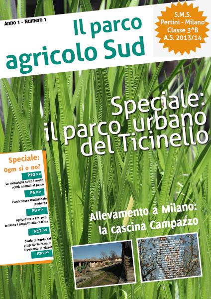 Il Parco agricolo del Ticinello - Milano Paco agricolo Ticinello