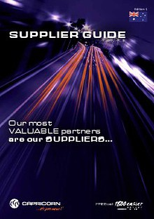 Supplier Guide 2014