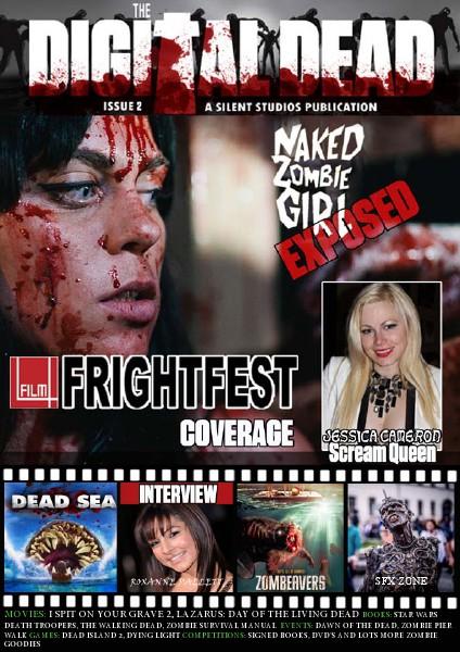 The Digital Dead Magazine November 2014 Issue 2