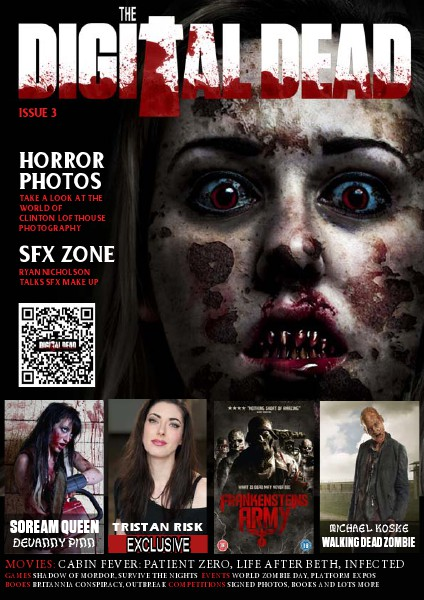 The Digital Dead Magazine February 2015 Issue 3
