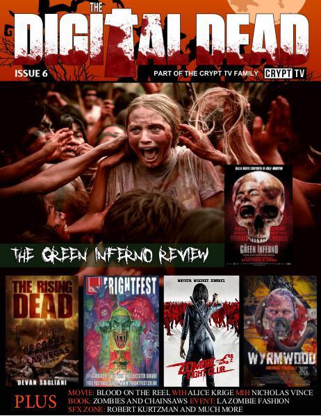 The Digital Dead Magazine NOVEMBER 2015 ISSUE 6