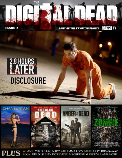 The Digital Dead Magazine APRIL 2016 ISSUE 7