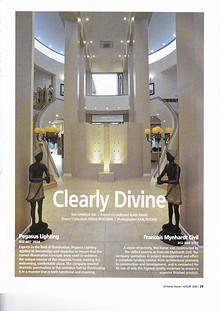 Clearly Divine - SA Home Owner - Aug 2005