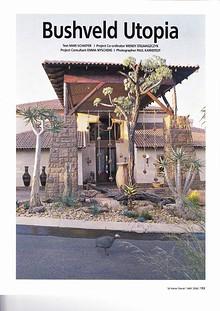 Bushveld Utopia - SA Home Owner - May 2006