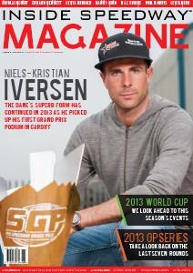 Inside Speedway Magazine July 2013